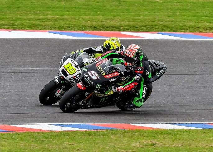 """MotoGP Argentina: Zarco, """"Ho chiuso quinto e sono molto soddisfatto"""""""