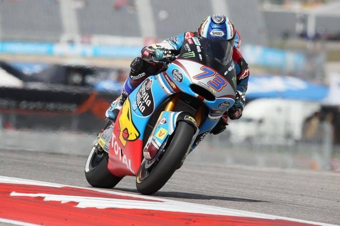 Moto2 Jerez, QP: Marquez fa pole e record