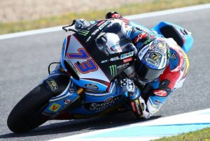 Moto2 Jerez, Gara: Prima vittoria in carriera per Marquez, Morbidelli k.o.