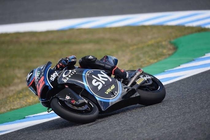 "Moto2 Jerez: Francesco Bagnaia, ""E' stata una gara incredibile"""