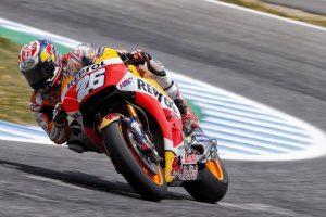 MotoGP Jerez, Gara: Pedrosa dominatore incontrastato, Marquez 2°, Lorenzo primo podio su Ducati