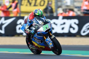 Moto2 Le Mans, Gara: Morbidelli cala il poker, Bagnaia meraviglioso 2°