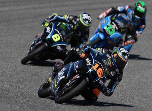 Moto3 Jerez, i piloti dello Sky Racing Team VR 46 chiudono nella top 10
