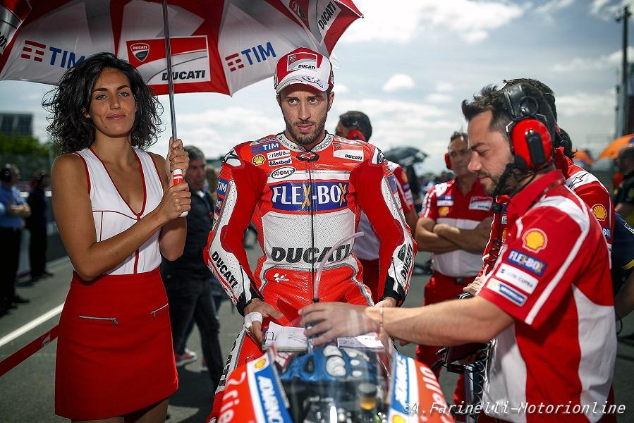 MotoGP Mugello: Andrea Dovizioso,