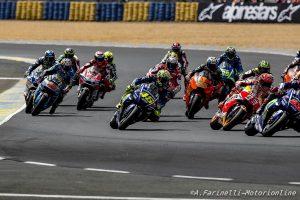 """MotoGP Le Mans Michelin: Gourbert, """"I piloti hanno girato poco sull'asciutto, non ci aspettavamo una gara così"""""""