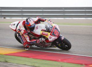 """Moto2 Test Aragon, Navarro: """"A Le Mans più certezze"""""""