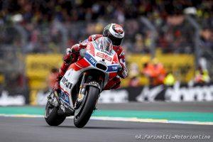 "MotoGP   Le Mans, Gara: Lorenzo, ""Gara abbastanza positiva per noi"""