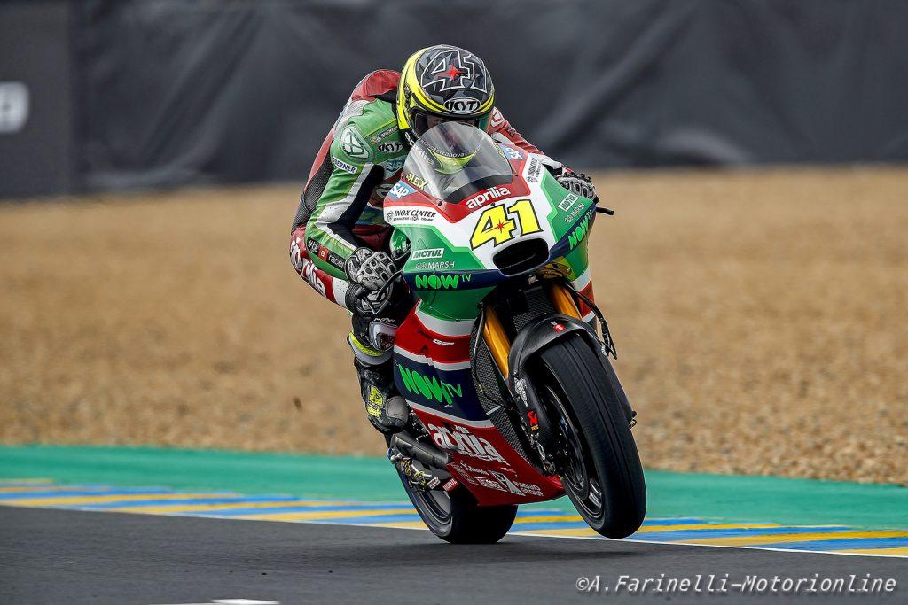"MotoGP | Le Mans, QP: Espargarò, ""Occasione sprecata"""