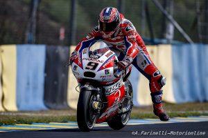 """MotoGP Le Mans: Petrucci, """"E' la seconda volta quest'anno, sono molto deluso"""""""