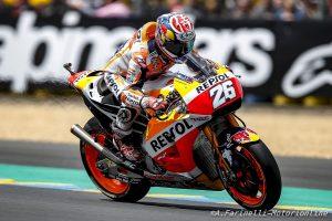 """MotoGP Le Mans: Pedrosa, """"Sono veramente contento soprattutto dopo la situazione di ieri"""""""