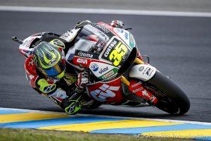 "MotoGP | Le Mans, Gara: Crutchlow, ""E' stata una gara abbastanza complicata"""