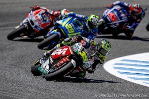 "MotoGP | Test Jerez: Crutchlow, ""Messo in mostra un ottimo passo"""