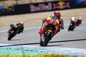 """MotoGP Test Jerez: Marquez, """"Sono molto soddisfatto, abbiamo provato molte cose"""""""