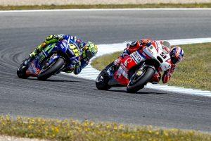 """MotoGP Test Jerez: Petrucci, """"Nessuno ha mai visto Lorenzo frenare così"""""""
