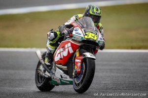 "MotoGP   Jerez, Day 1: Crutchlow, ""Ottimo inizio"""