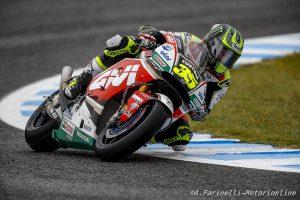 "MotoGP | Jerez, Gara: Crutchlow, ""Gettati punti importanti"""
