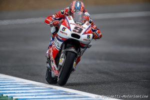 """MotoGP Le Mans: Petrucci, """"Abbiamo fatto un bel lavoro"""""""
