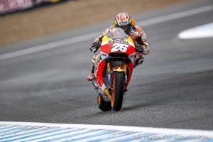 """MotoGP Le Mans: Pedrosa, """"Non siamo stati in grado di mandare in temperatura lo pneumatico posteriore"""""""