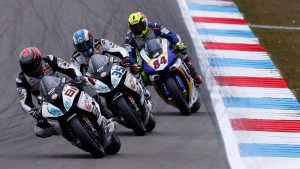 Superbike, Pata UK Round: il Team Althea BMW al via al Donington Park