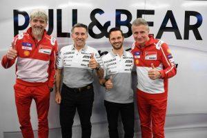 MotoGP Le Mans: Il Team Aspar rinnova con Ducati