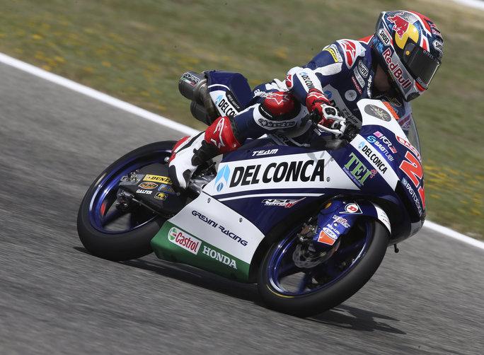 """Moto3 Preview Le Mans, Di Giannantonio: """"La top 5 non mi basta"""""""