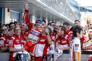 """MotoGP: Gigi Dall'Igna, """"A Jerez podio molto importante"""""""