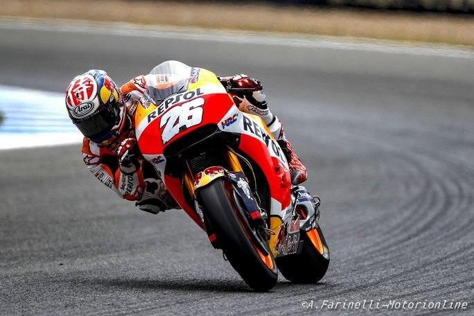 """MotoGP Jerez: Dani Pedrosa, """"E' una delle qualifiche più belle della mia carriera"""""""