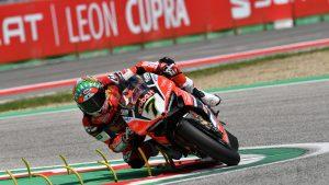 Superbike, Motul Italian Round, Gara 2: weekend favoloso per Chaz Davies