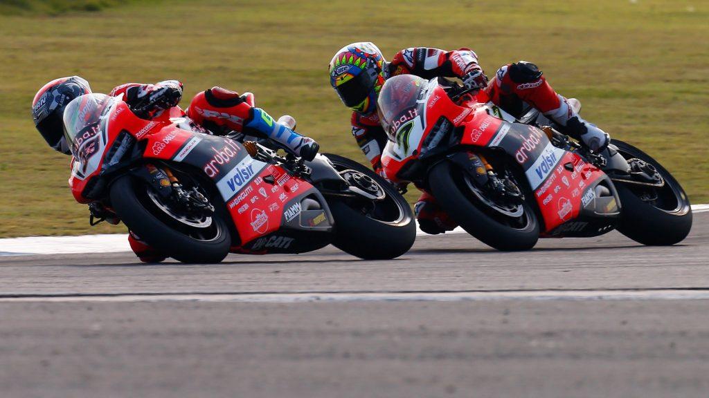 Superbike, a Imola trionfo Ducati davanti a 30mila spettatori