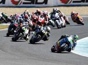 Moto2 Jerez: Morbidelli fa mea culpa