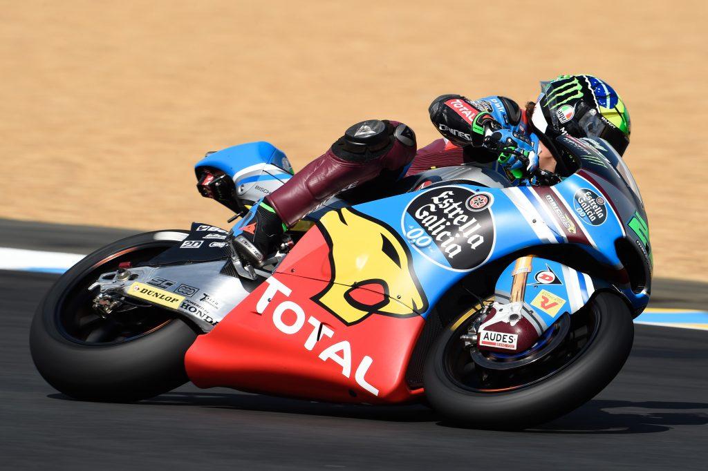 Moto2: Morbidelli sfreccia in libere