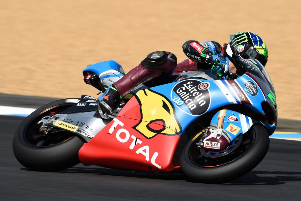 Moto 2, GP Italia: Capolavoro Pasini, Luthi secondo, Morbidelli quarto