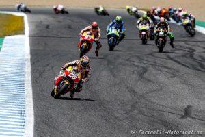 MotoGP: GP Commission, novità in caso di pioggia e sui motori Moto3