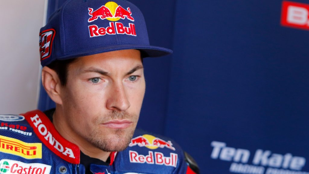 Superbike: aggiornamento sulle condizioni di Nicky Hayden