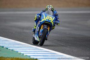"""MotoGP Le Mans: Andrea Iannone, """"Feeling migliorato con la GSX-RR"""""""