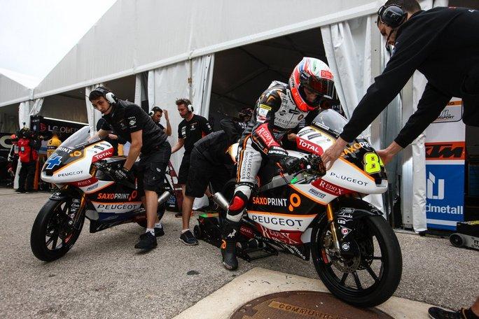 Moto3 Jerez, FP1: Meteo protagonista, Kornfeil precede Arbolino