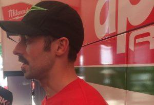 Superbike, Motul Italian Round, Gara 1: Eugene Laverty sta bene