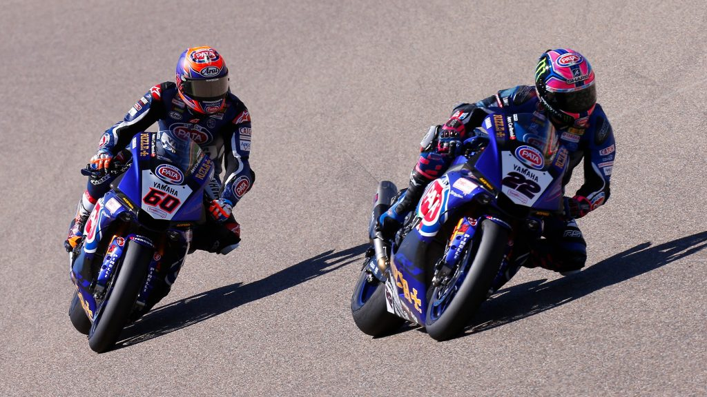 Superbike, Motul Italian Round, Gara 1: Alex Lowes commenta l'incidente di Laverty