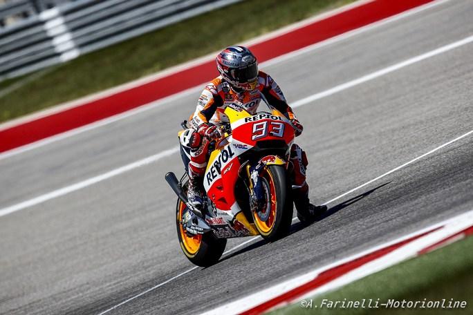 """MotoGP: Marc Marquez, """"A Jerez avversari forti, ma possiamo fare bene"""""""