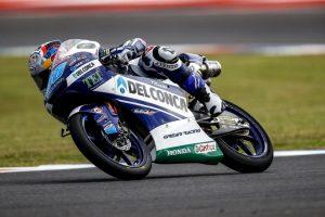 Moto3 Jerez, QP: Pole per Martin, Fenati in prima fila