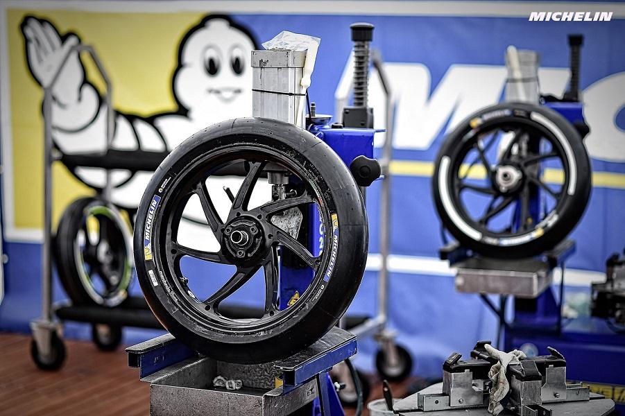 MotoGP Le Mans: Michelin, confermata la 070, contrari Lorenzo, Dovizioso e Vinales