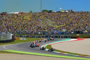 """MotoGP: Al Mugello debutta la """"nuova"""" gomma anteriore Michelin"""