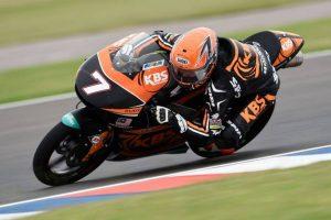 Moto3 Le Mans, FP1: Norrodin il più veloce, seguono Antonelli e Migno