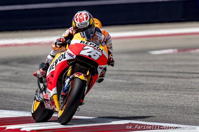 MotoGP Jerez, FP2: Pedrosa ancora al Top, Lorenzo è 4°, Rossi 12°