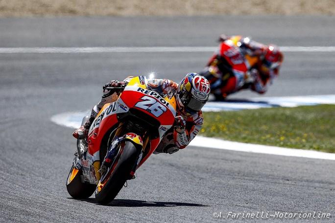 """MotoGP Le Mans: Dani Pedrosa, """"Il GP di Francia è sempre una sfida"""""""
