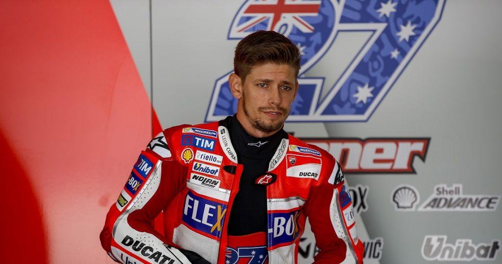 MotoGP Test Ducati Barcellona: Stoner critica il nuovo layout del circuito