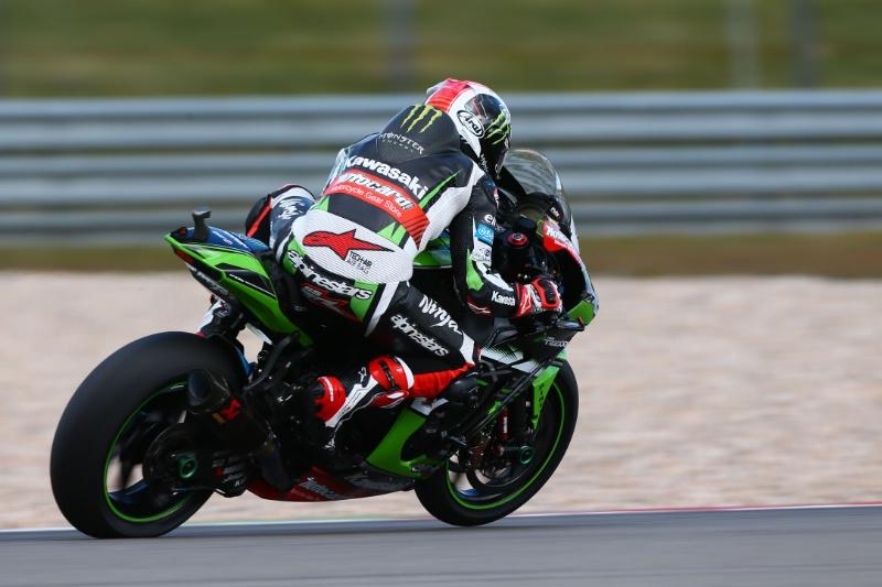Superbike, Motul Italian Round FP1: Jonathan Rea inizia subito al top