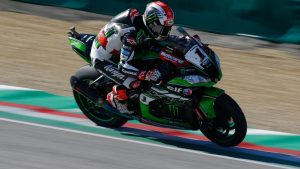 Superbike, Motul Italian Round, Gara 1: secondo posto per Jonathan Rea