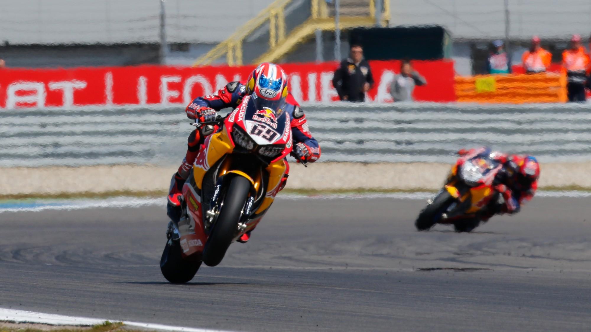 Superbike, Motul Italian Round: il Team Red Bull Honda arriva a Imola