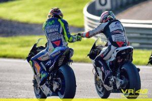 """Valentino Rossi: """"Forza Nicky, siamo tutti con te"""""""